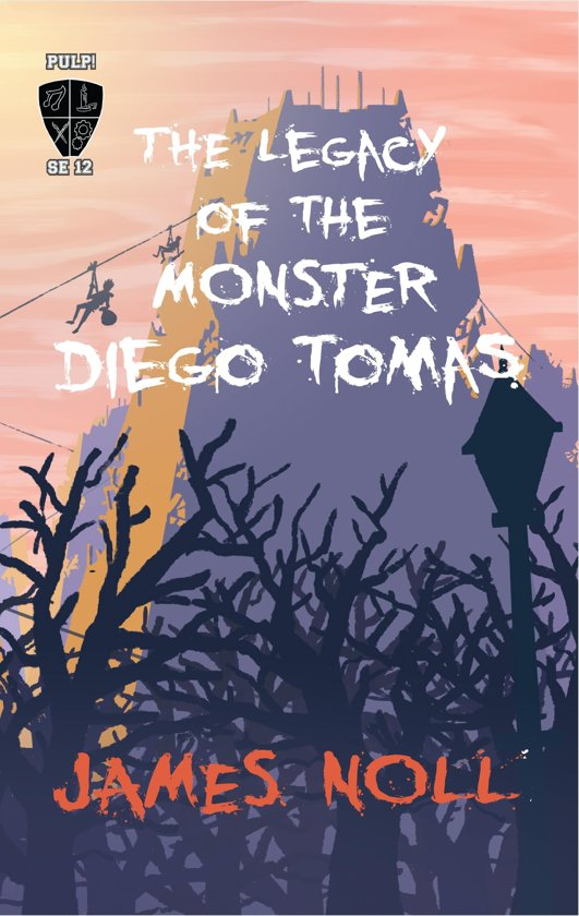 The Legacy of the Monster Diego Tomas