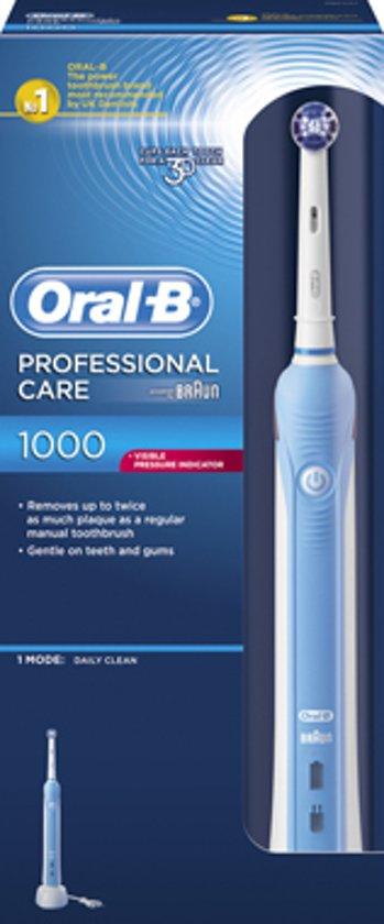 Oral-B  ProfessionalCare 1000