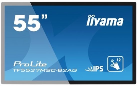 Iiyama ProLite TF5537MSC-B2AG - Full HD Touch Monitor