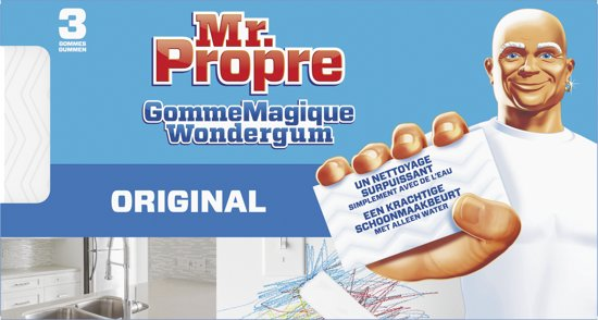 Wonderspons mr proper