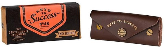 Leren Key Holder