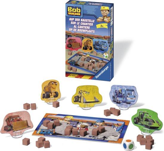 Ravensburger Bob de bouwer op de bouwplaats - pocketspel