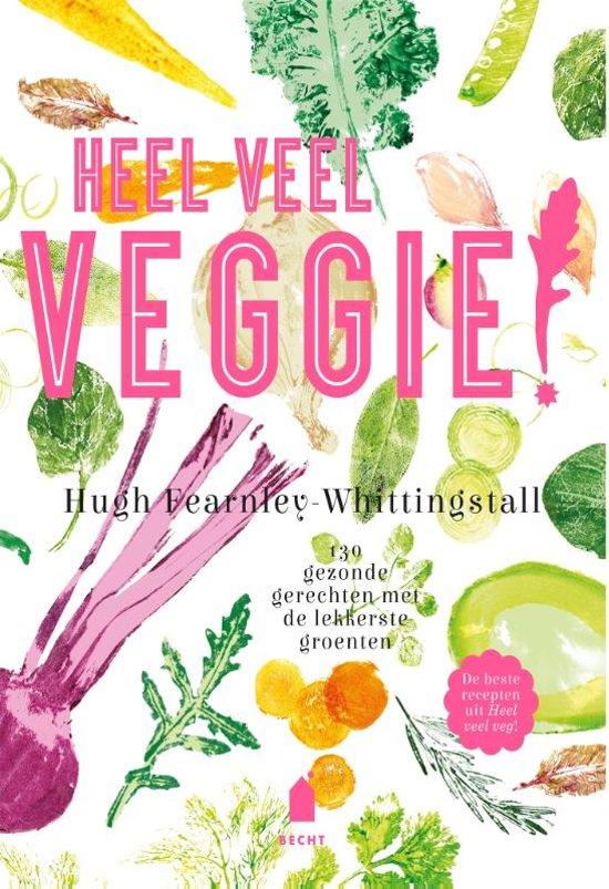 Boek cover Heel veel veggie! van Hugh Fearnley-Whittingstall (Hardcover)