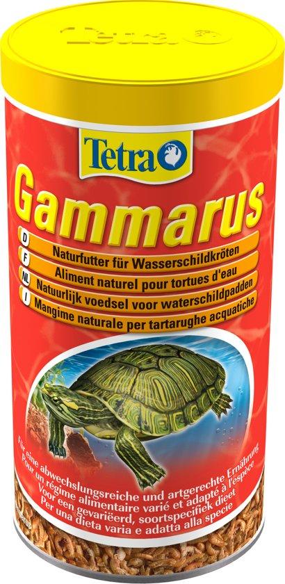 Tetra Gammarus Schildpadvoer - Waterschildpad - 1 ltr
