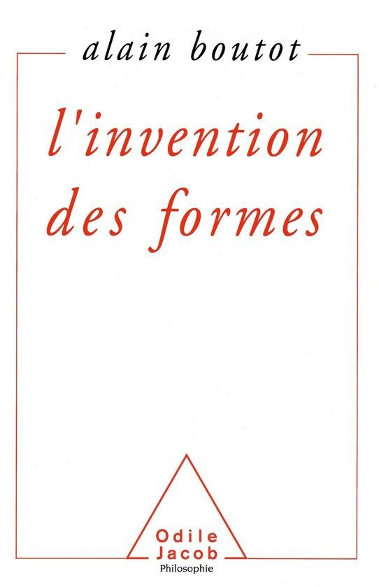 L' Invention des formes
