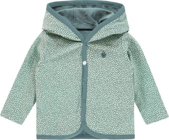 Noppies Gift Set(3delig) Unisex Vest Tweezijdig, Broekje en shirt Mint - Maat 68