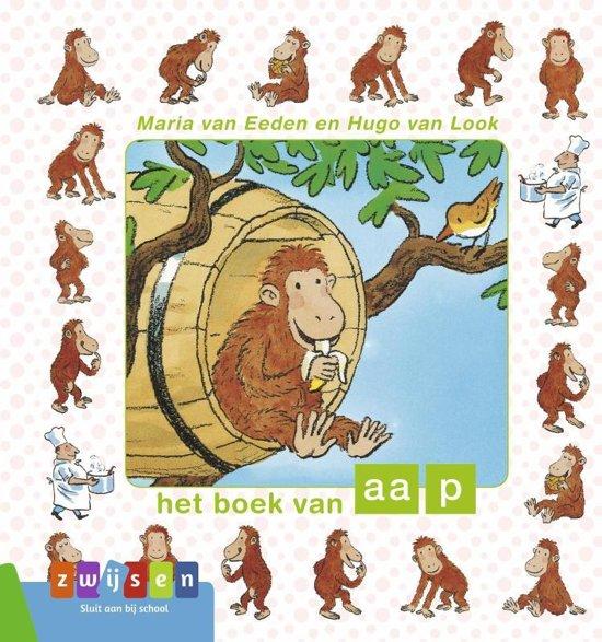 Kleuters samenleesboek - Het boek van aap