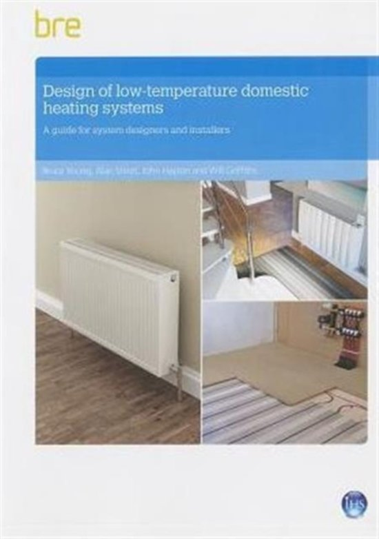 bol.com | Design of Low-temperature Domestic Heating Systems ...