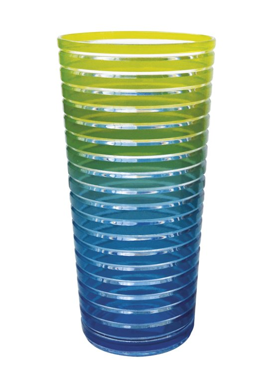 ZaK!Designs Swirl Drinkbeker - 60 cl. - Assorti