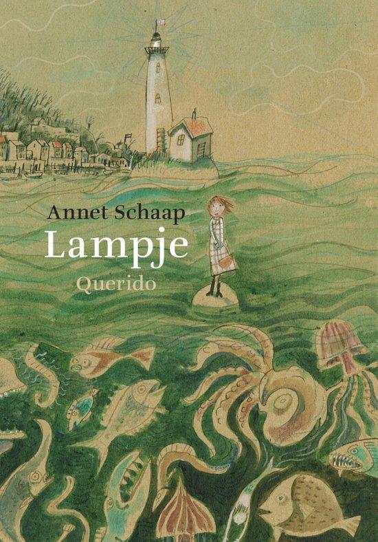 Boek cover Lampje van Annet Schaap (Onbekend)