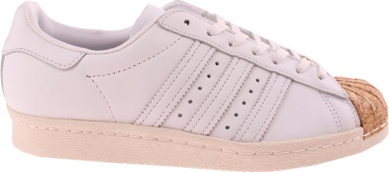e71ad7516bb ... 36 2/3. Adidas Sneakers Superstar 80's Cork Dames Wit Maat 40 ...
