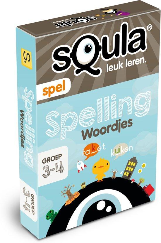 Afbeelding van het spel Squla Spelling - Kaartspel