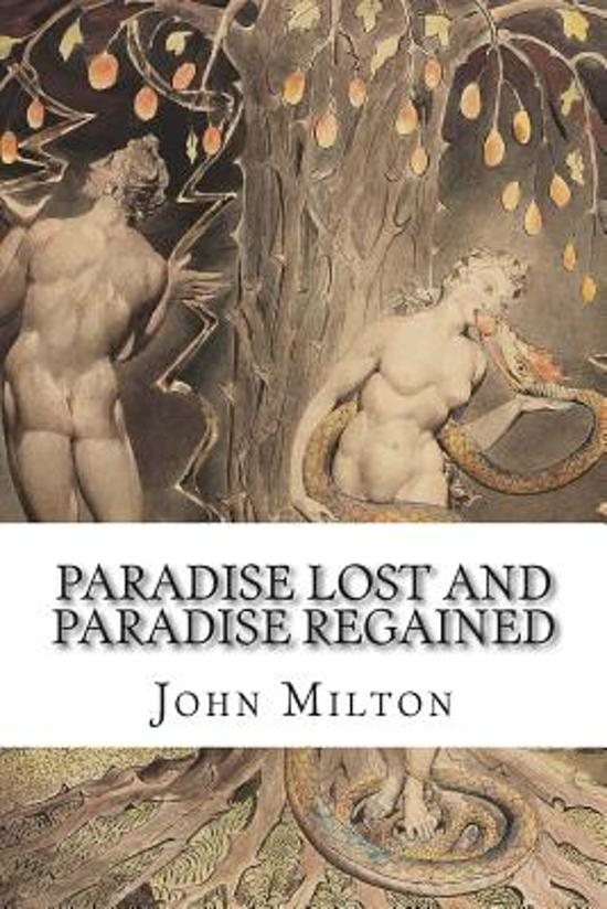 analysis of eve in paradise lost an epic poem by john milton