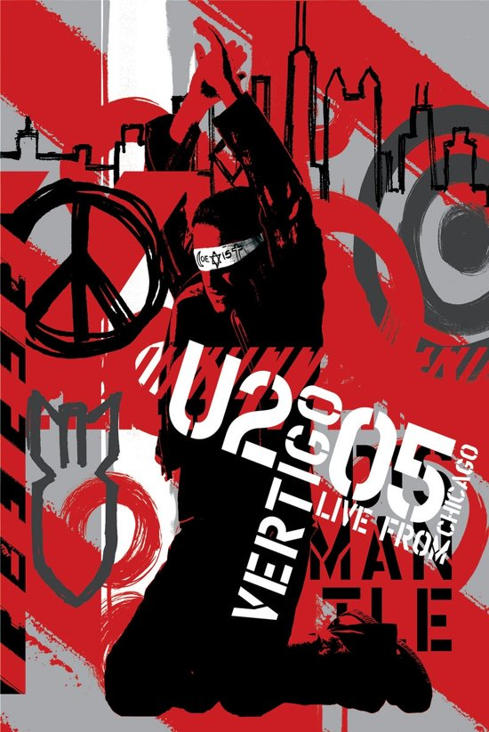 U2 - Live Vertigo Tour 2005