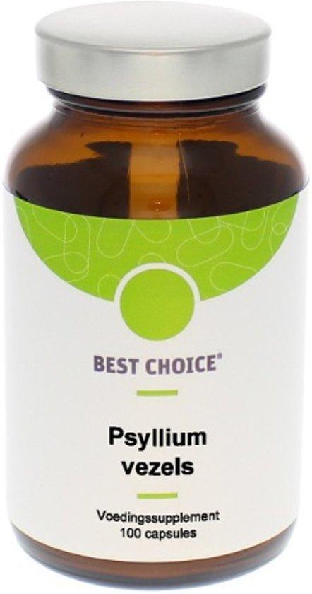 Best choice Psylliumvezels