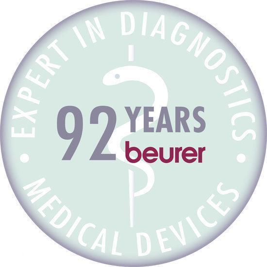 Beurer Bloeddrukmeter bovenarm sprekend BM19