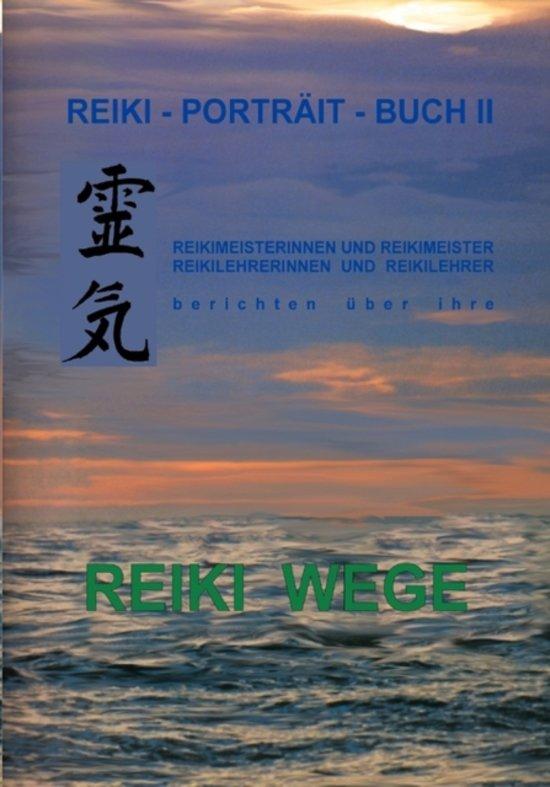 Reiki-Portr T-Buch II