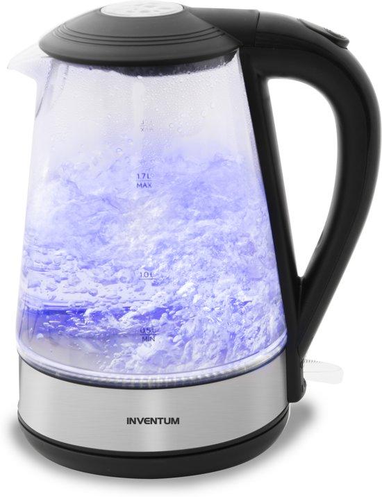 Inventum HW717G - glazen waterkoker