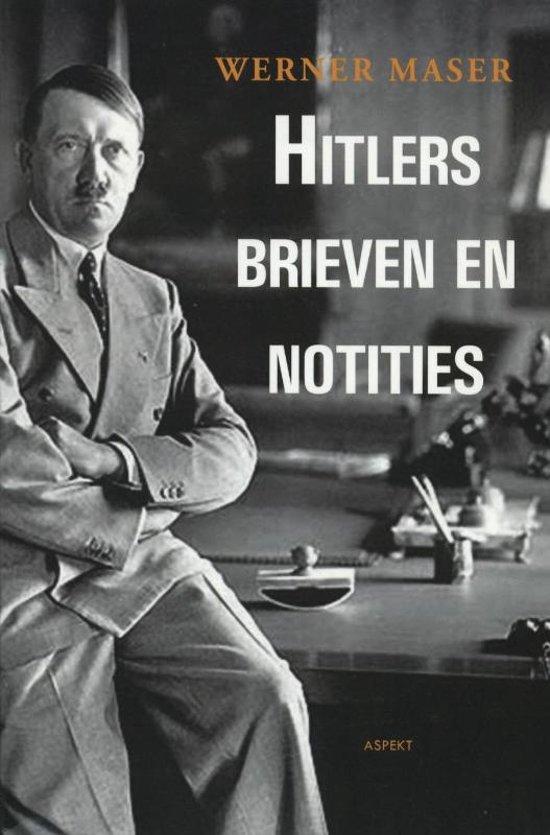 Hitlers Brieven en notities
