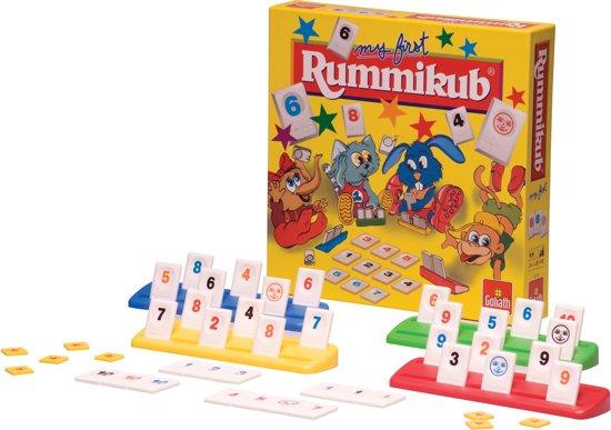 Afbeelding van het spel Rummikub- mijn eerste Rummikub- Goliath