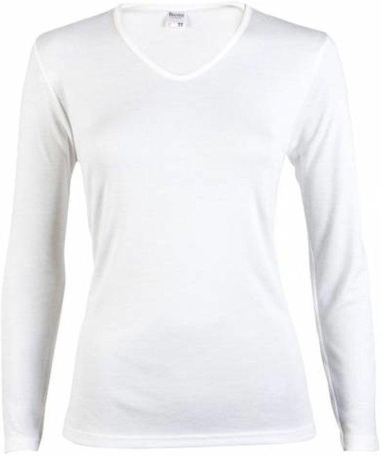 Beeren Thermo dames shirt lange mouw Zwart maat M