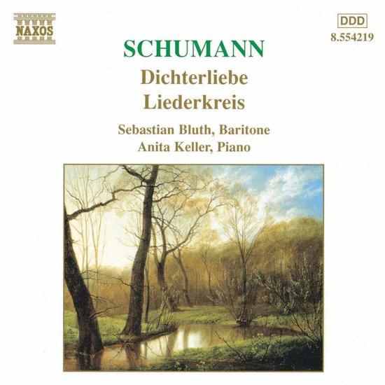 Schumann:Dichterliebe.Liederkr
