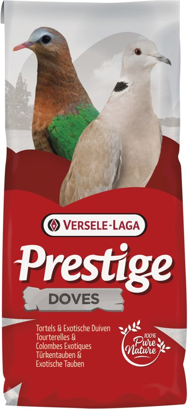 Versele-laga prestige exotische duiven