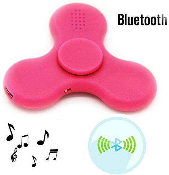 how to connect bluetooth fidget spinner