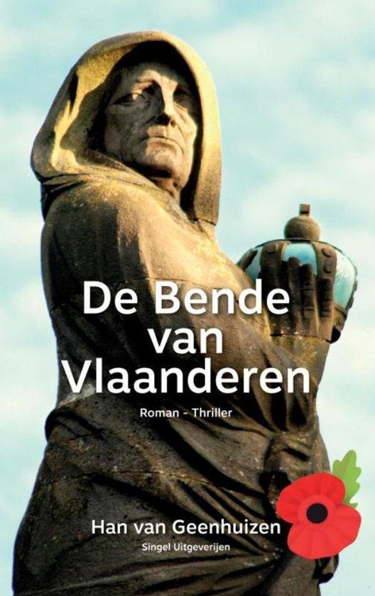 Boek cover De Bende van Vlaanderen van Han van Geenhuizen (Paperback)
