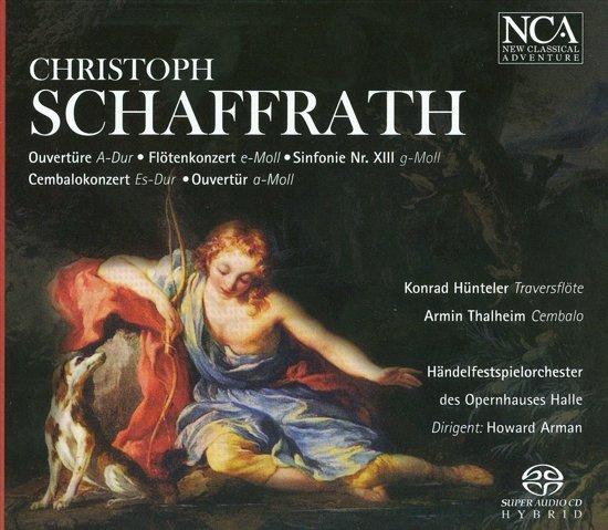 Christoph Schaffrath: Overature in A