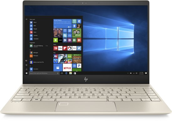 HP ENVY 13-ad012nd - Laptop - 13.3 Inch (33,8 cm)