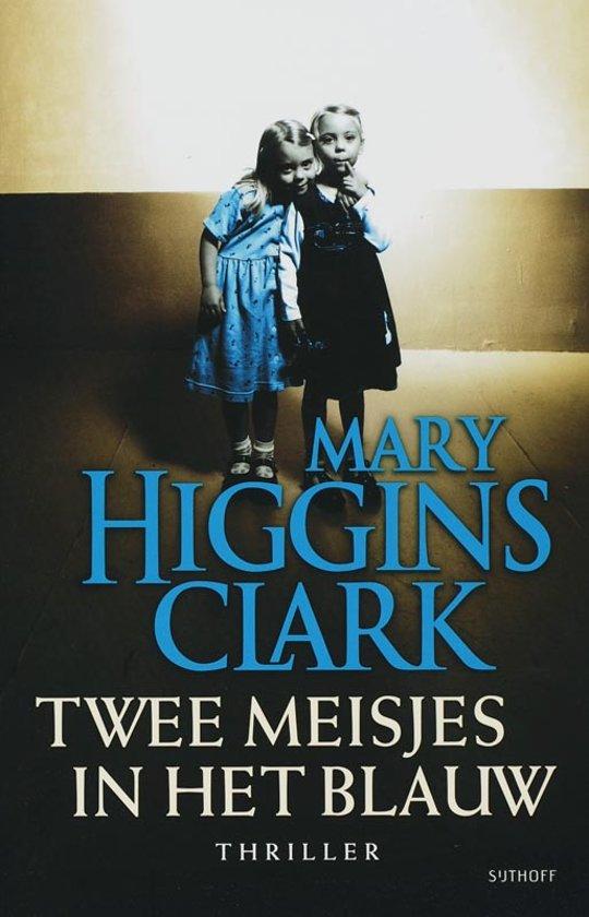 Twee meisjes in het blauw