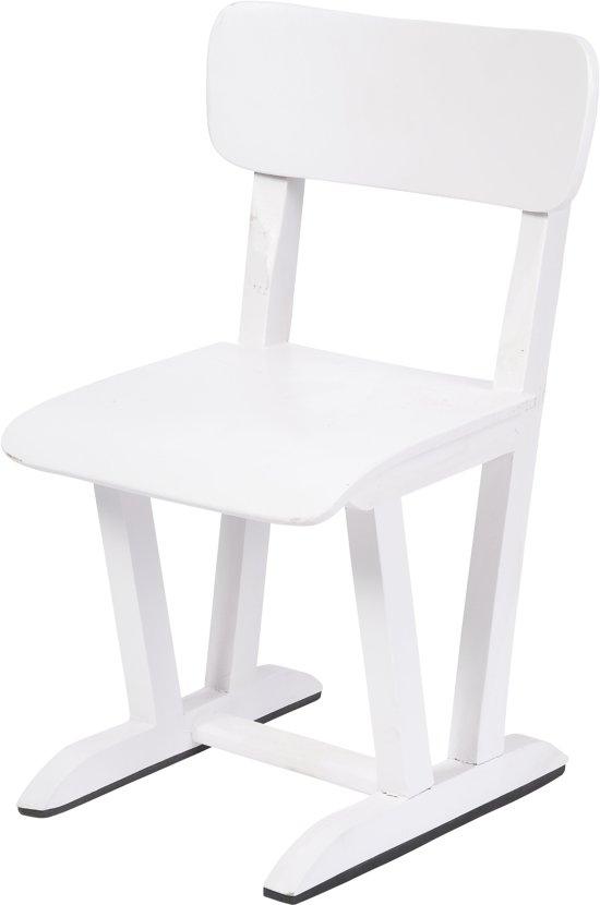 Kinderstoel Wit Hout.Bol Com Silt N Pure Kinderstoel Wit