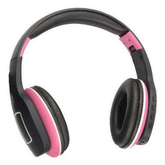 Draadloze Koptelefoon Grundig.Grundig Bluetooth Draadloze Koptelefoon Roze Silver Edition