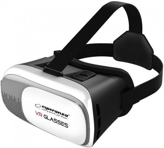 """Esperanza 3D Virtual Reality Bril voor smartphone 3.5"""" - 6"""" EMV300"""