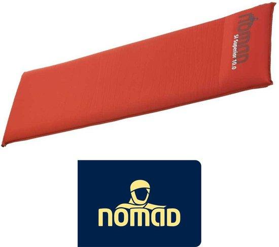 Nomad Superior 10.0 Tomato/Dark Tomato