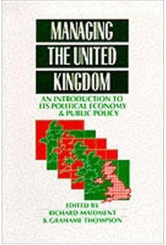 Managing the United Kingdom