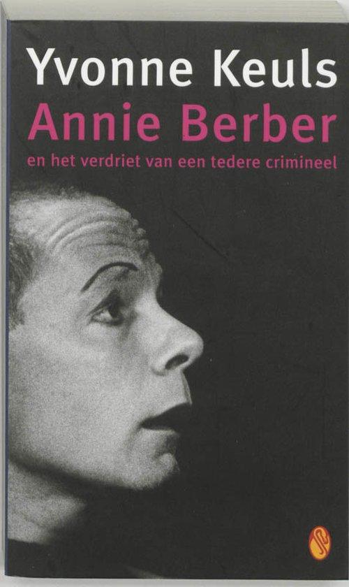 Flamingo pocket - Annie Berber en het verdriet van een tedere crimineel