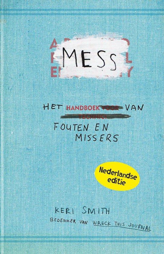 Boek cover MESS van Keri Smith (Paperback)