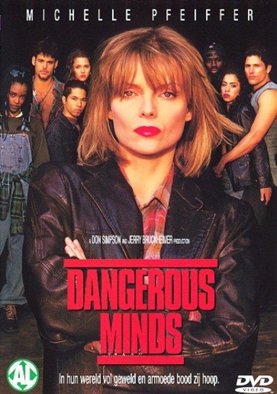 DANGEROUS MINDS DVD NL