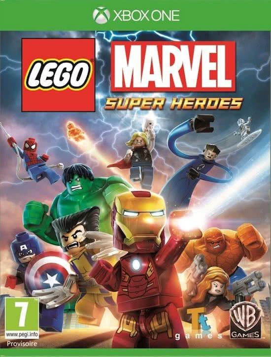 LEGO Marvel Super Heroes kopen