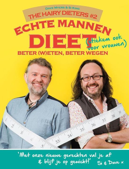 The Hairy Dieters 2 - Echte mannen dieet beter (w)eten, beter wegen