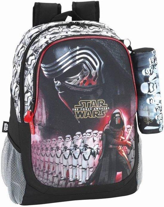 Star Wars Stormtroopers - Rugzak - 44 x 32 x 20 cm - Multi - Inclusief gratis etui