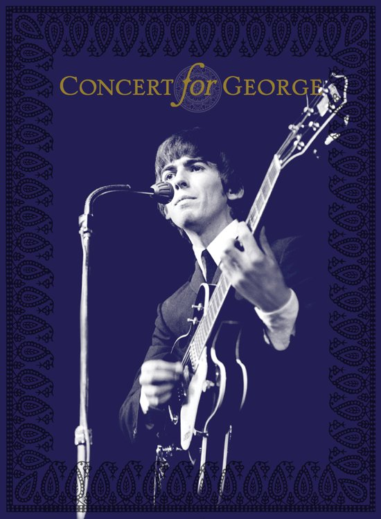 Concert For George (2-CD+2-Blu-Ray)