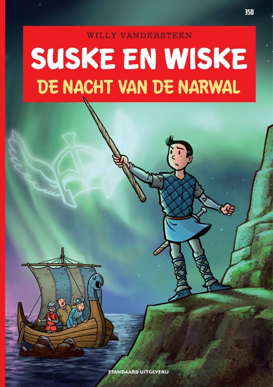 Suske en Wiske 350 - De nacht van Narwal
