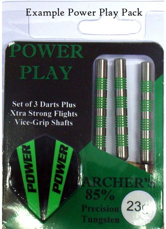 Archers Power Play 01