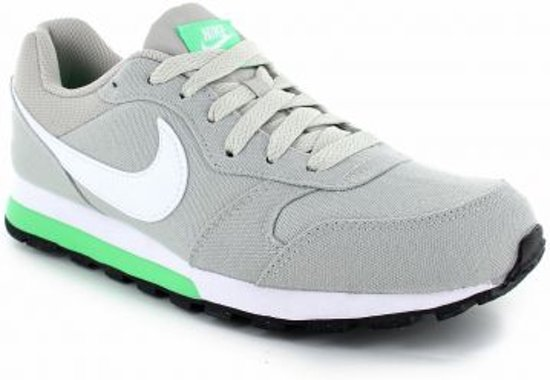 nike md runner 2 dames grijs