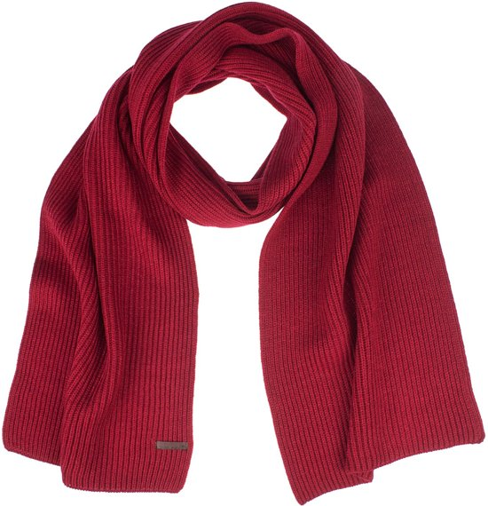 bol | starling sjaal heren - lux - bordeaux