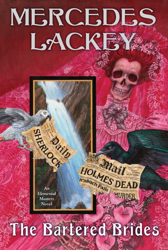CD cover van The Bartered Brides van Mercedes Lackey
