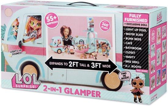 L.O.L. Surprise! 2-in-1 Glamper